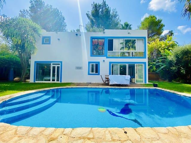 6 quarto Moradia para arrendar em Santa Eulalia / Santa Eularia com piscina - 6 000 € (Ref: 6287433)