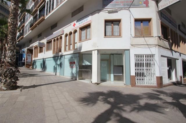 3 soverom Kommersiell til leie i Calpe / Calp - € 2 300 (Ref: 5891806)