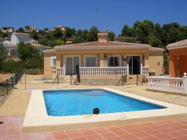 Adosado de 2 habitaciones en Alcalalí / Alcanalí en venta - 129.000 € (Ref: 5891848)