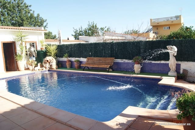 5 soverom Villa til leie i Roda de Bara med svømmebasseng garasje - € 1 600 (Ref: 6030217)