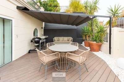 3 bedroom Penthouse for sale in Barcelona city - € 1,890,000 (Ref: 5424313)