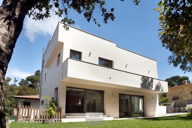 5 sypialnia Willa na sprzedaż w Sant Cugat del Valles - 1 800 000 € (Ref: 5424386)