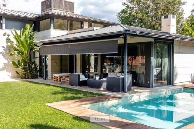 Apartamento de 6 habitaciones en Sant Just Desvern en venta - 2.800.000 € (Ref: 5876974)