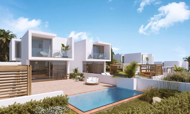 3 soveværelse Rækkehus til salg i Moraira med swimmingpool - € 602.000 (Ref: 5424409)