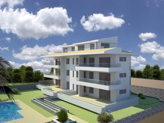3 quarto Penthouse para venda em Altea com piscina - 505 000 € (Ref: 6129792)