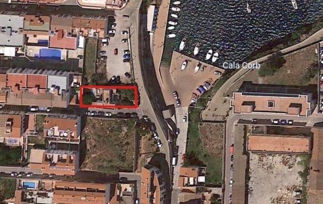 Bauplatz zu verkaufen in Es Castell - 1.000.000 € (Ref: 5493648)
