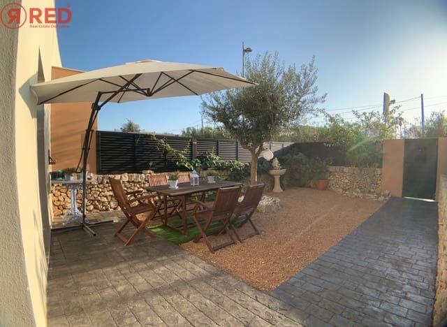 3 chambre Villa/Maison Mitoyenne à vendre à Es Castell avec garage - 340 000 € (Ref: 5872006)