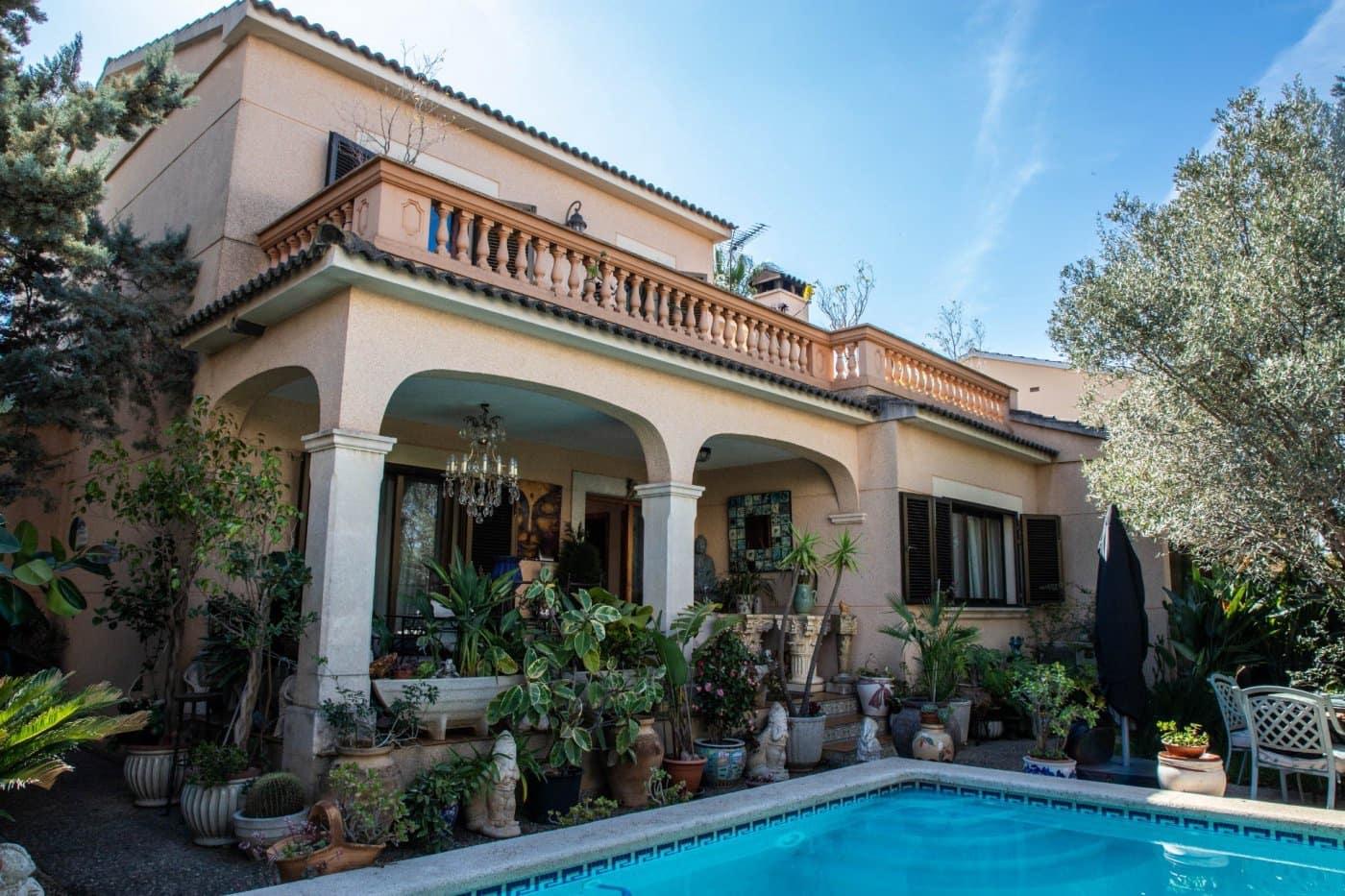 4 sypialnia Willa na sprzedaż w Benestar-Sa Cabana z basenem garażem - 610 000 € (Ref: 5961477)