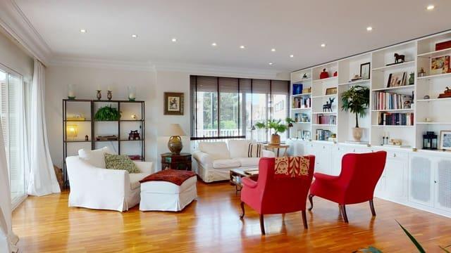 4 sypialnia Mieszkanie na sprzedaż w Palma de Mallorca z garażem - 590 000 € (Ref: 6013828)