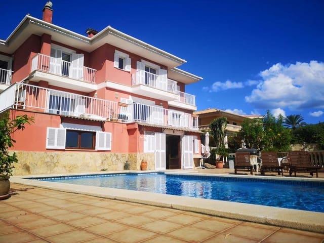 5 sypialnia Willa na sprzedaż w Palmanova z basenem garażem - 2 800 000 € (Ref: 6170602)