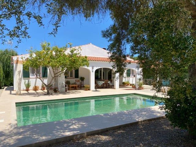 4 soveværelse Villa til salg i La Argentina med swimmingpool garage - € 550.000 (Ref: 6170738)