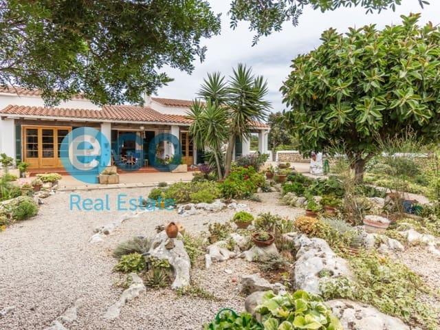 3 chambre Finca/Maison de Campagne à vendre à Cala Galdana - 740 000 € (Ref: 5517116)