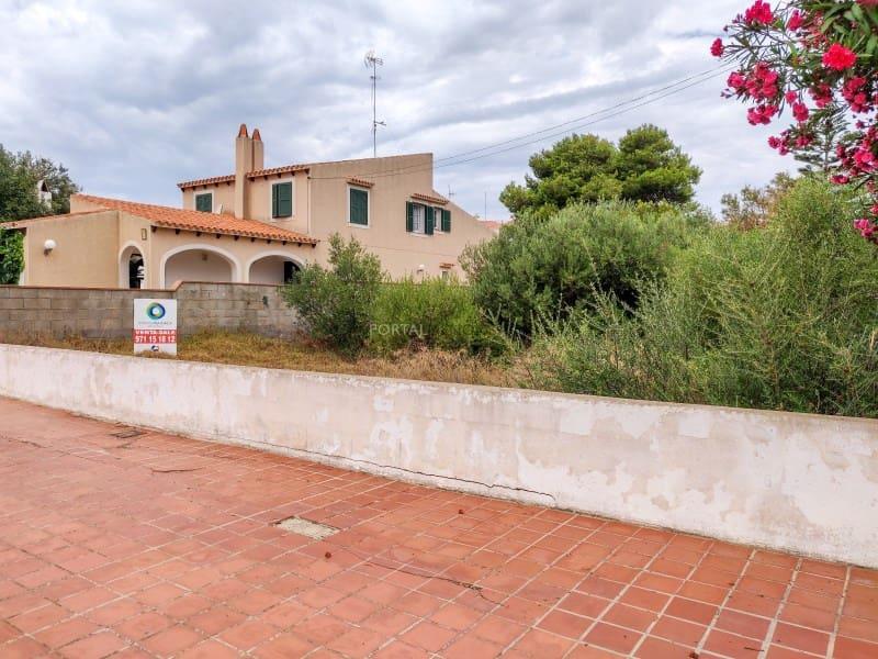 Byggegrund til salg i San Luis / Sant Lluis - € 250.000 (Ref: 5452669)