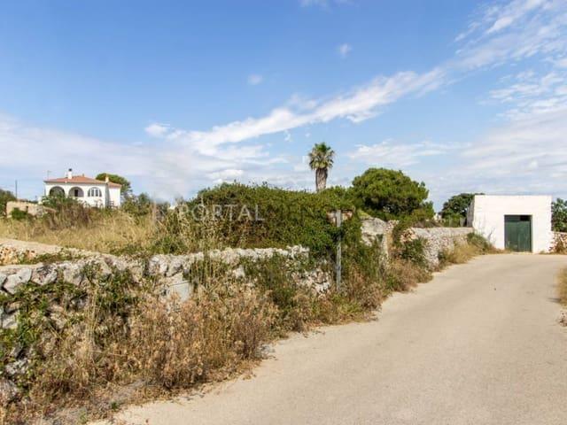 Bauplatz zu verkaufen in Binifadet - 250.000 € (Ref: 5452675)