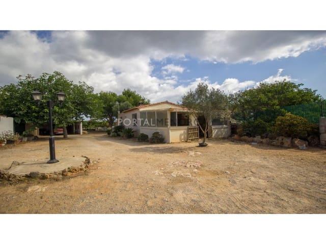 7 makuuhuone Maalaistalo myytävänä paikassa Es Castell mukana uima-altaan - 370 000 € (Ref: 5452695)