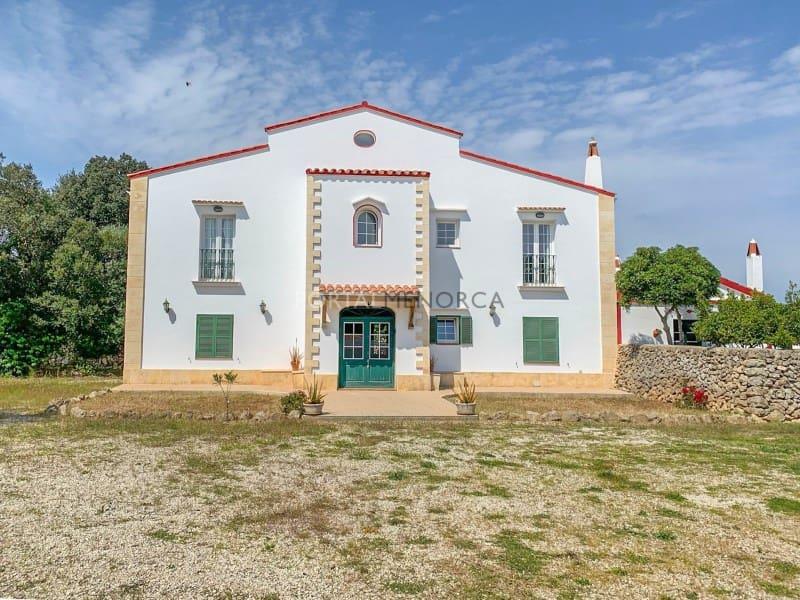 5 soveværelse Finca/Landehus til salg i Alayor / Alaior med swimmingpool - € 875.000 (Ref: 5452696)