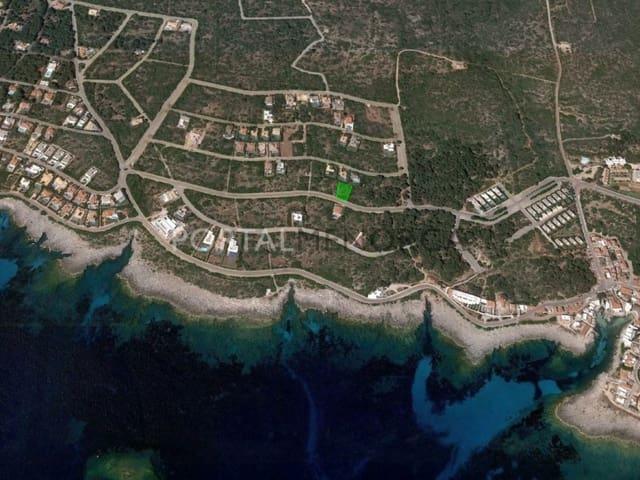 Byggetomt til salgs i San Luis / Sant Lluis - € 340 000 (Ref: 5452790)