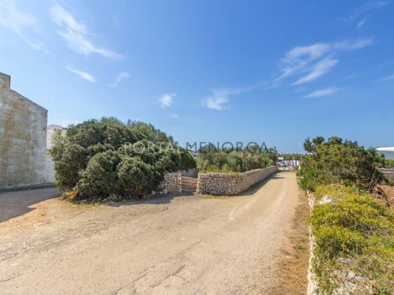 Grunde uden byggetilladelser til salg i San Luis / Sant Lluis - € 21.500 (Ref: 6120777)