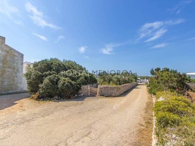 Terreno Não Urbanizado para venda em San Luis / Sant Lluis - 21 500 € (Ref: 6120777)