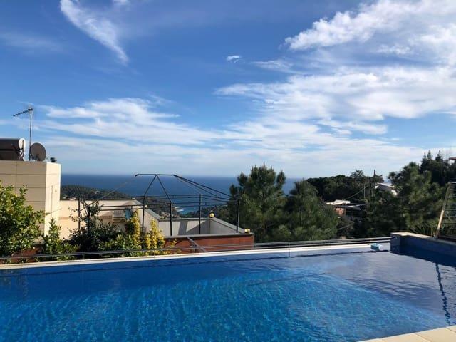 5 soverom Hus til leie i Lloret de Mar med garasje - € 2 000 (Ref: 5553281)
