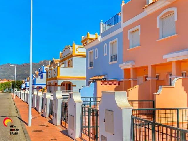 2 sypialnia Dom blizniak na sprzedaż w San Juan de los Terreros z basenem - 109 919 € (Ref: 6144869)