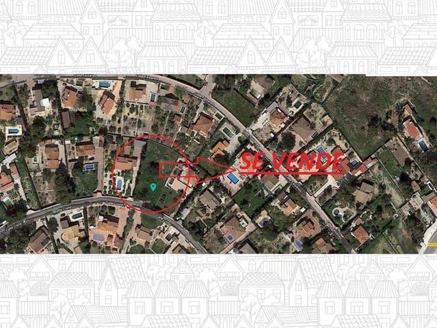 Terreno/Finca Rústica en Alicante / Alacant ciudad en venta - 79.000 € (Ref: 5540359)