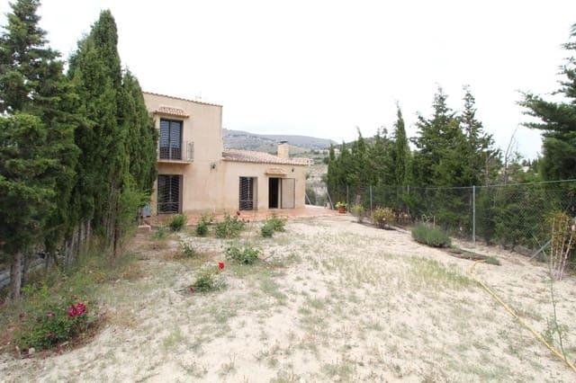 3 sovrum Finca/Hus på landet till salu i Jijona / Xixona - 260 000 € (Ref: 5649381)