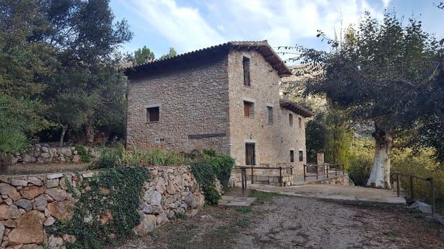 5 soveværelse Finca/Landehus til salg i Alfara de Carles med swimmingpool garage - € 325.000 (Ref: 5974969)