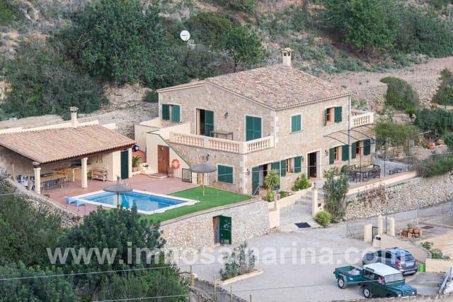 4 sovrum Villa till salu i Sant Elm med pool - 1 490 000 € (Ref: 5618963)
