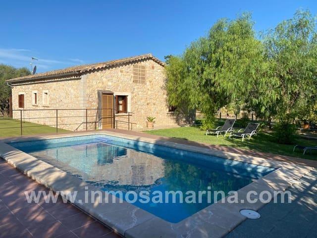 3 sovrum Finca/Hus på landet att hyra i Inca med pool - 2 000 € (Ref: 6271498)