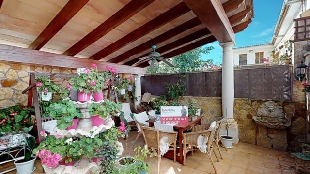 Pareado de 4 habitaciones en Son Ferriol en venta con garaje - 384.000 € (Ref: 5545187)