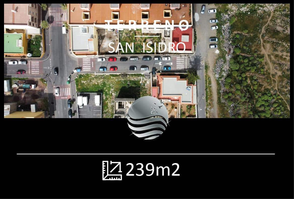 Terreno Não Urbanizado para venda em San Isidro de Abona - 75 000 € (Ref: 5943220)