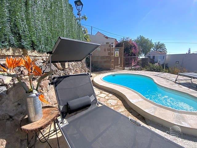 1 soveværelse Finca/Landehus til leje i Candelaria med swimmingpool - € 1.800 (Ref: 5943256)