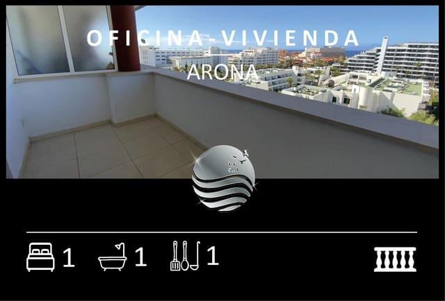 1 soverom Leilighet til leie i Playa de las Americas - € 990 (Ref: 5943259)