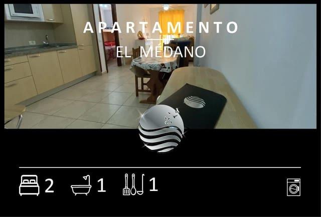 2 soverom Leilighet til leie i El Medano - € 550 (Ref: 5943277)