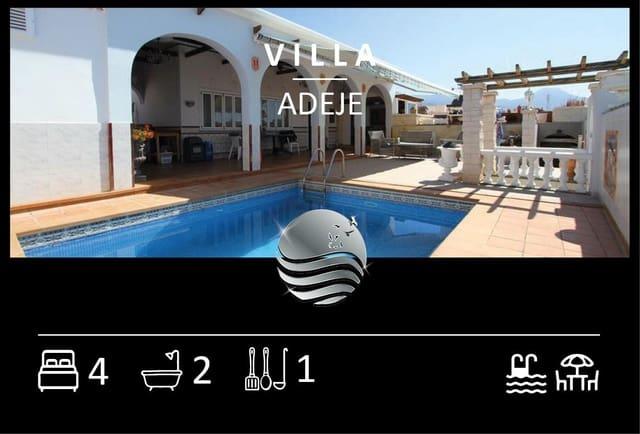 4 sovrum Villa till salu i Callao Salvaje med pool - 630 000 € (Ref: 5943284)