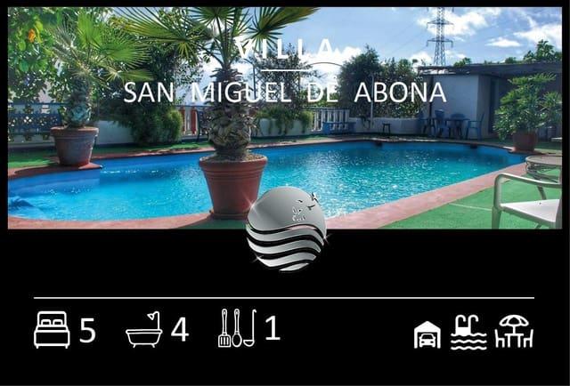 5 makuuhuone Huvila myytävänä paikassa Guargacho mukana uima-altaan - 1 190 000 € (Ref: 5943301)