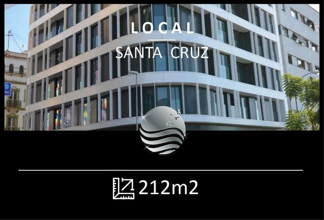 Virksomhed til salg i Santa Cruz de Tenerife - € 545.000 (Ref: 5943316)