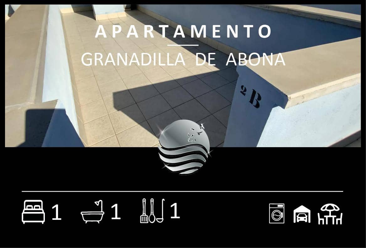 1 soverom Leilighet til leie i Granadilla de Abona - € 450 (Ref: 5943345)