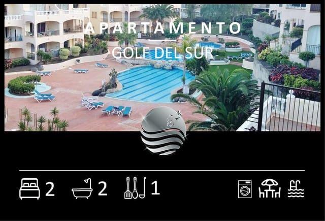 2 makuuhuone Asunto myytävänä paikassa Golf del Sur mukana uima-altaan - 275 000 € (Ref: 5943587)