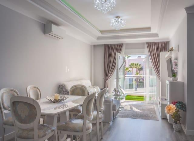 2 makuuhuone Huoneisto myytävänä paikassa Orihuela Costa mukana  autotalli - 145 500 € (Ref: 6095907)