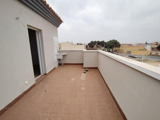2 makuuhuone Kattohuoneisto myytävänä paikassa San Javier - 60 000 € (Ref: 6134625)
