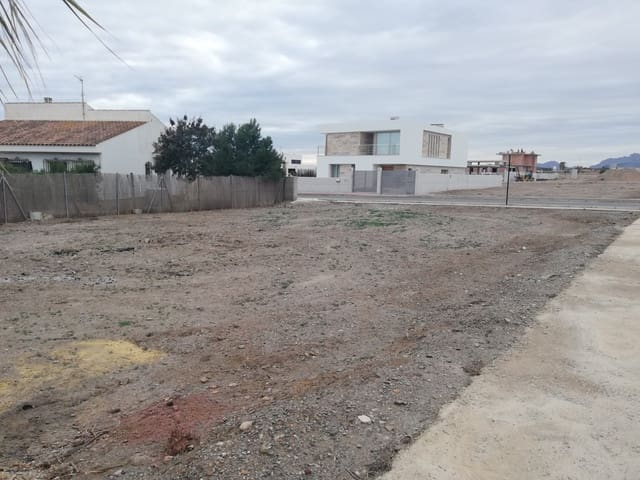 Tomt till salu i Aguilas - 195 000 € (Ref: 6184068)