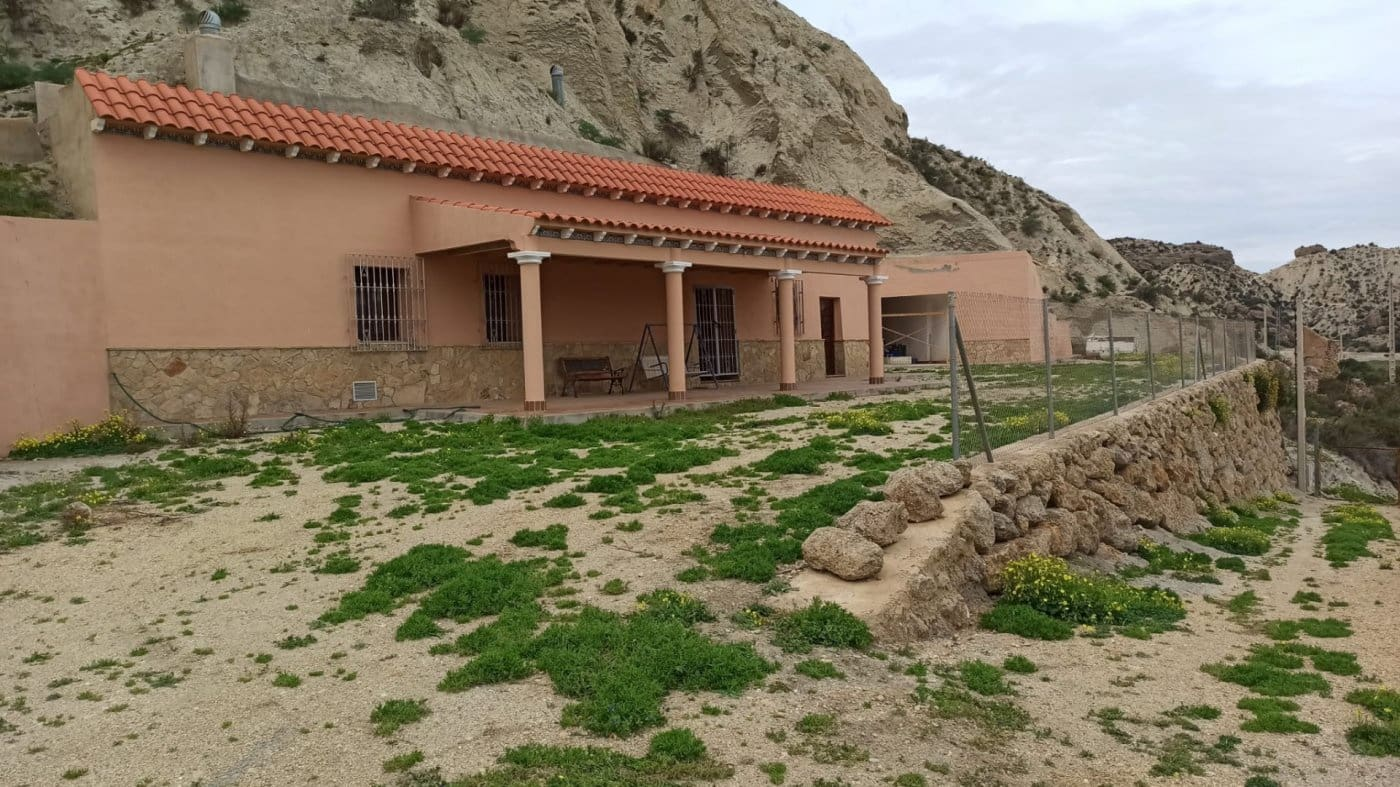 3 soveværelse Hulehus til salg i Cuevas del Almanzora med garage - € 156.000 (Ref: 6283871)