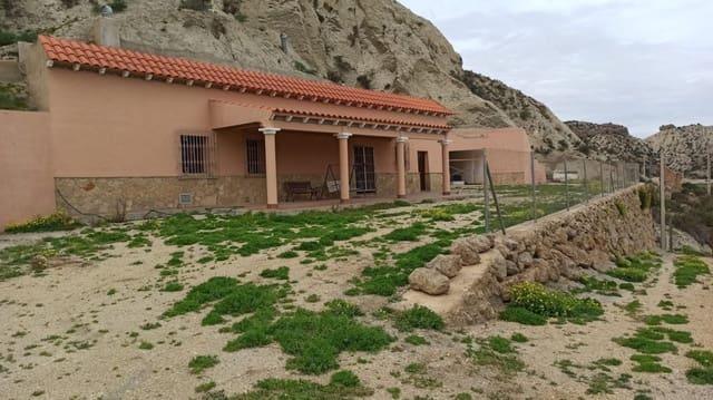 3 sovrum Grotthus till salu i Cuevas del Almanzora med garage - 156 000 € (Ref: 6283871)