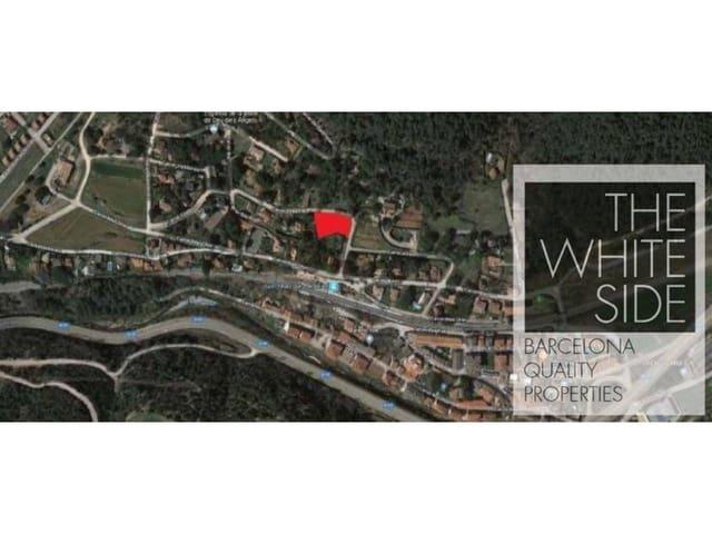 Teren niezagospodarowany na sprzedaż w Sant Marti de Centelles - 170 000 € (Ref: 5718583)