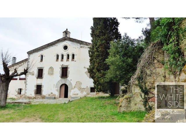 Casa de 15 habitaciones en La Roca del Vallès en venta - 1.750.000 € (Ref: 5750294)