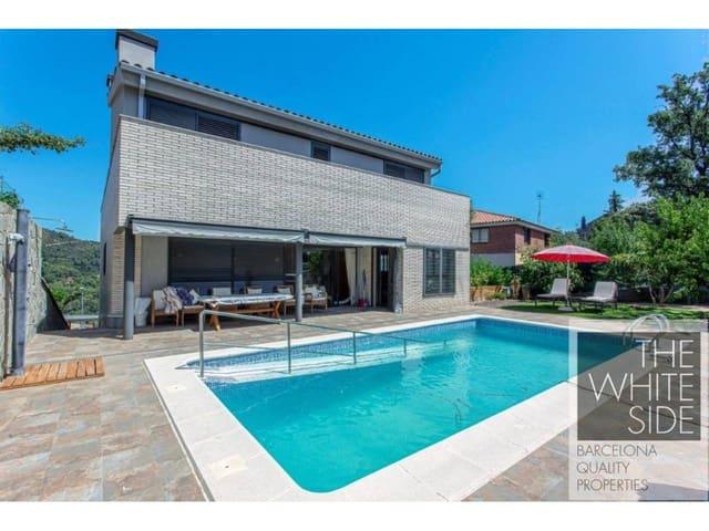 9 camera da letto Villa in vendita in Santa Coloma de Cervello con piscina garage - 1.030.000 € (Rif: 5750295)
