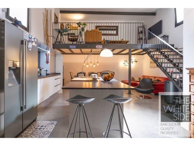 4 soveværelse Loft til salg i Barcelona by - € 590.000 (Ref: 5944875)