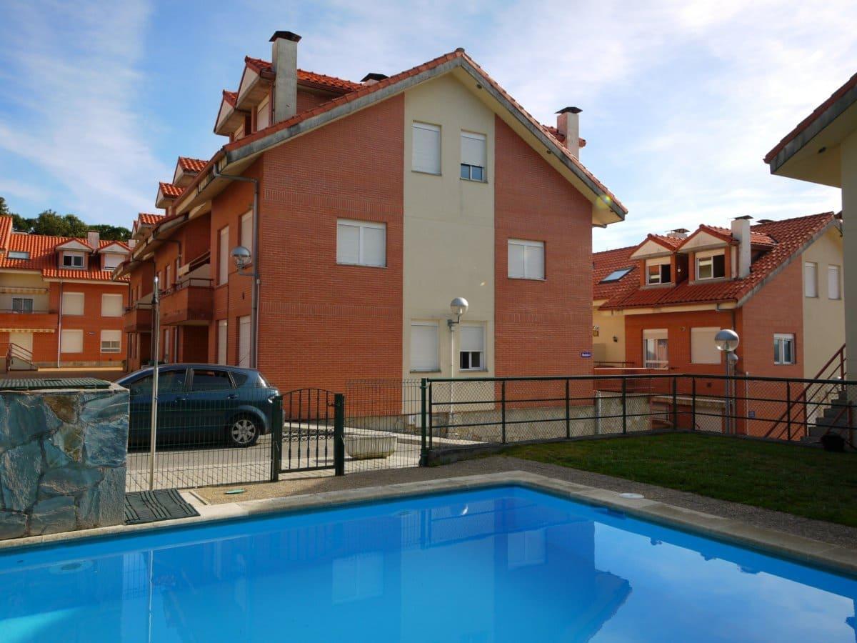 2 sypialnia Mieszkanie na kwatery wakacyjne w Isla z basenem garażem - 798 € (Ref: 5509077)